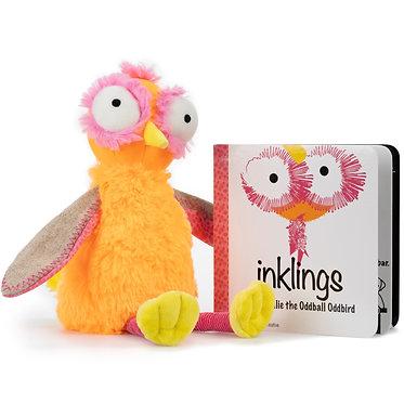 Ollie Soft Toy & Infant Novel Set