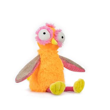 Ollie the Oddball Oddbird Soft Toy