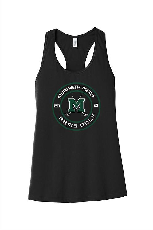 Mesa Golf: Ladies Racerback Tank