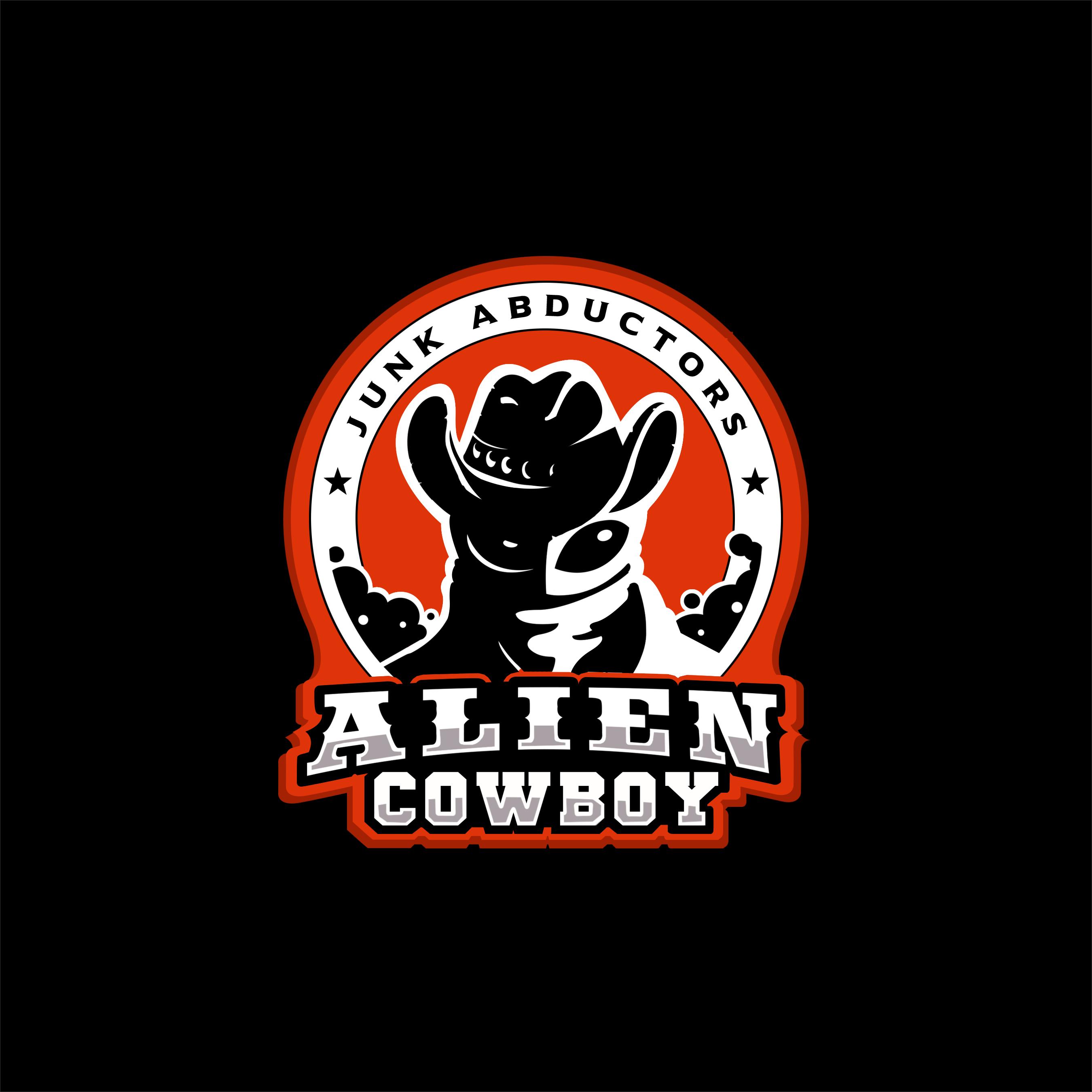 Alien Cowboy Junk Abductors