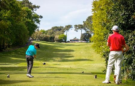 cafpi golf tour, golf international d'arcachon