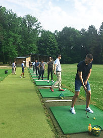cafpi golf tour, golf du lys chantilly