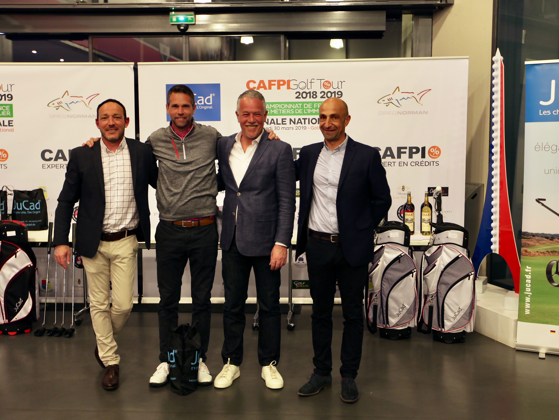 Cafpi golf tour 2018/2019