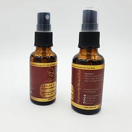 Al Hoor Certified Organic Argan Oil - 2 X 30ml