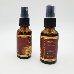 Al Hoor Certified Organic Argan Oil - 2 X 30ml