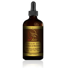 Al Hoor Certified Organic Argan Oil - 100ml