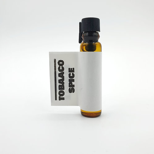 The Authentic Beardman's Beard Oil - Tobacco Spice Blend (1ml)