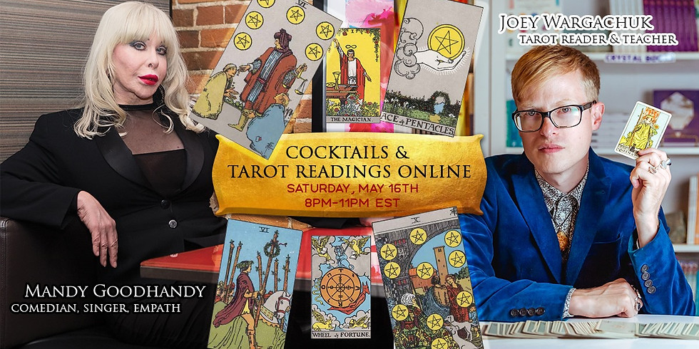 Cocktails & Free Tarot Readings Online