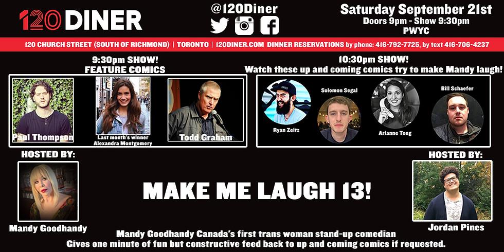 Make Me Laugh 13!