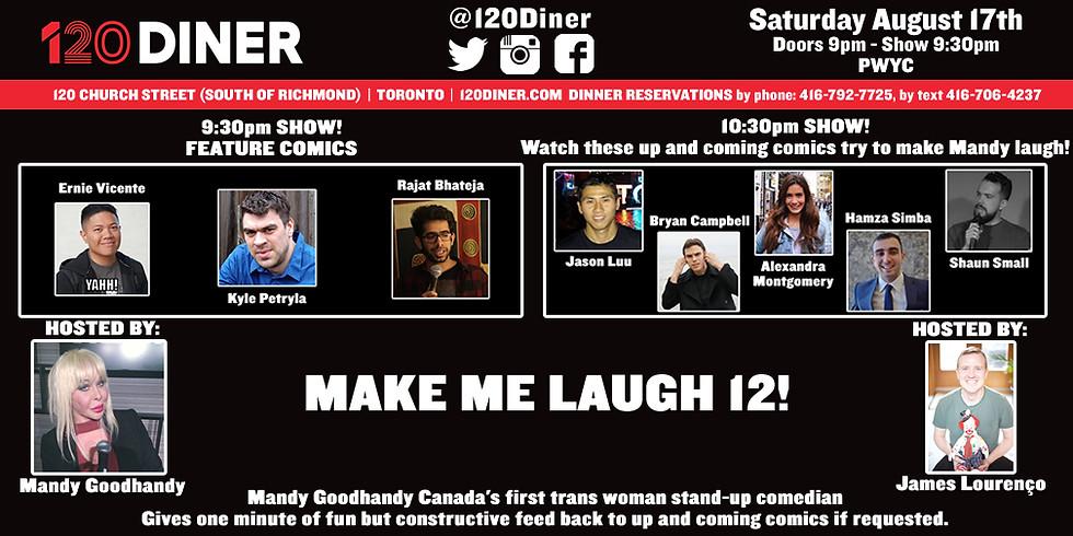 Make Me Laugh 12!