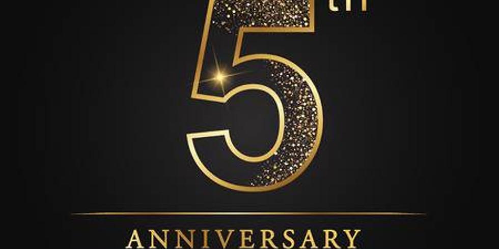 120 Diner Fifth Anniversary Celebration!