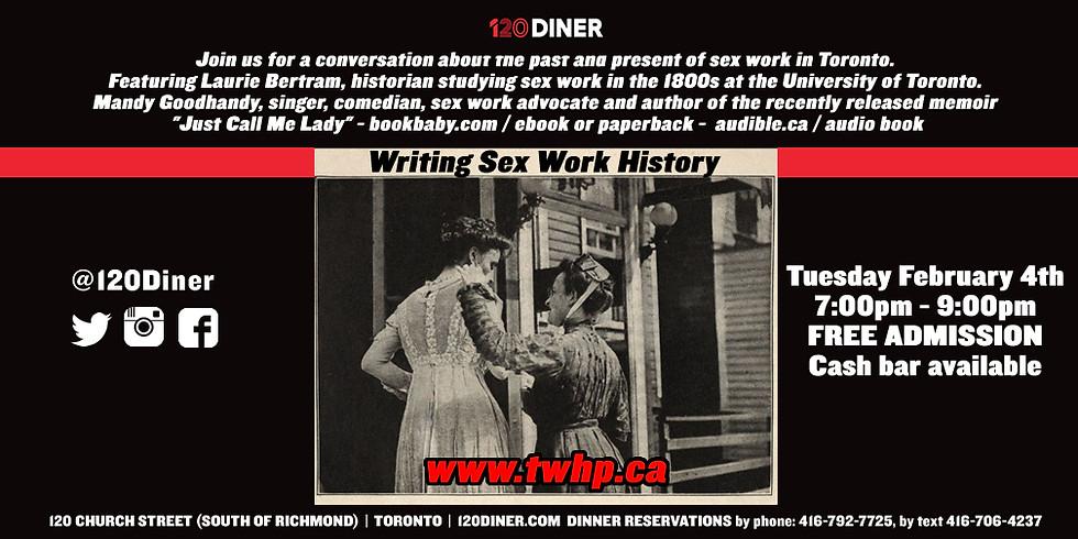 Writing Sex Work History
