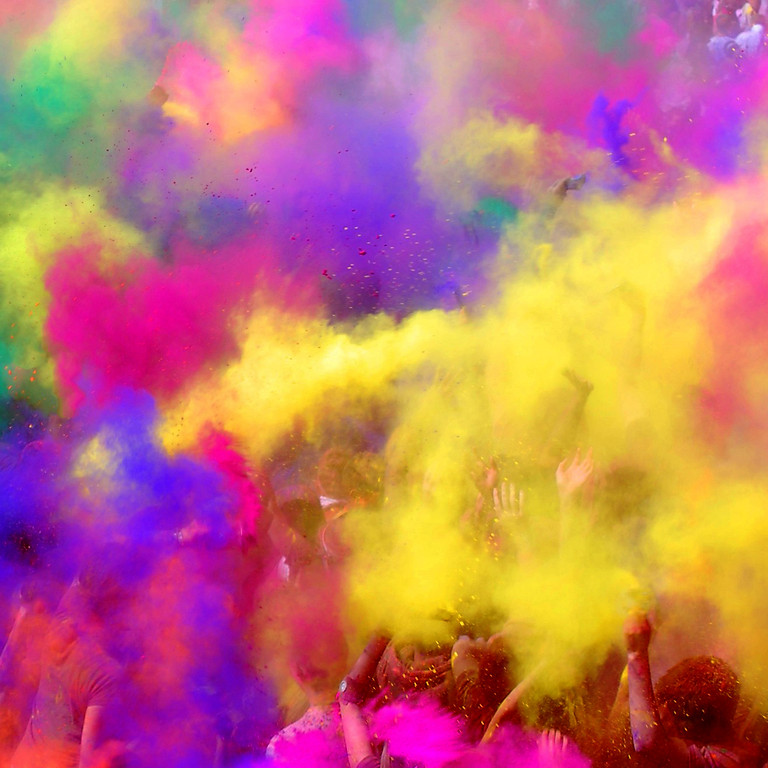 Living A Colourful Life