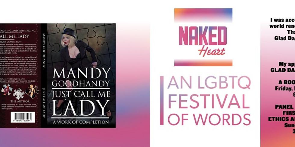 Naked Heart LGBTQ festival of words