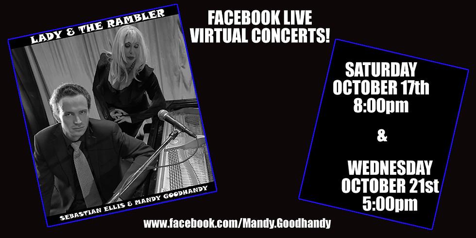 Lady & The Rambler Go Virtual
