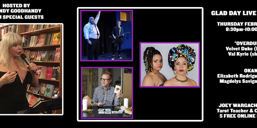 Mandy's Variety Show on Glad Day TV