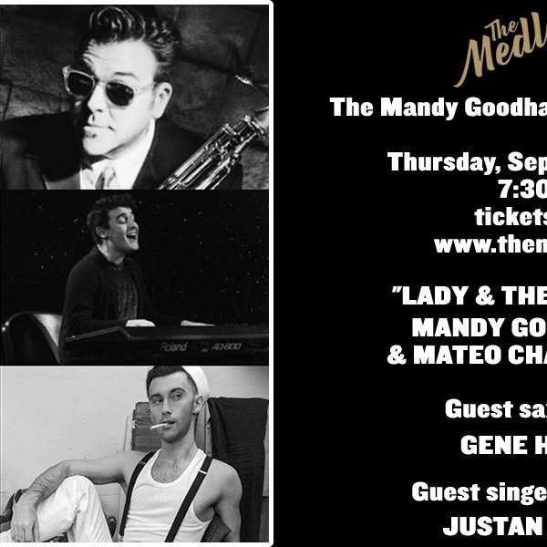 The Mandy Goodhandy Variety Show