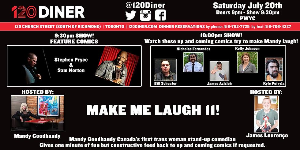 Make Me Laugh 11!