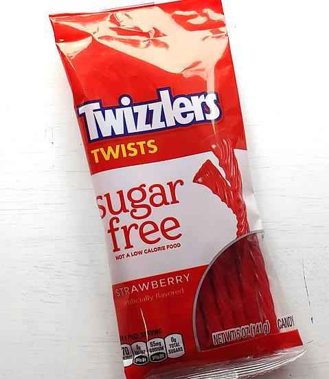 Twizzler's - Sugar Free Liquorice