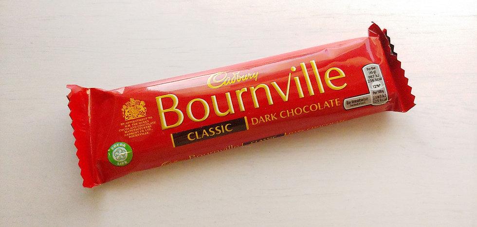 Bournville- UK Dark Chocolate