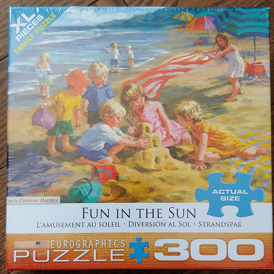Fun in the Sun, Puzzle - 300 pc
