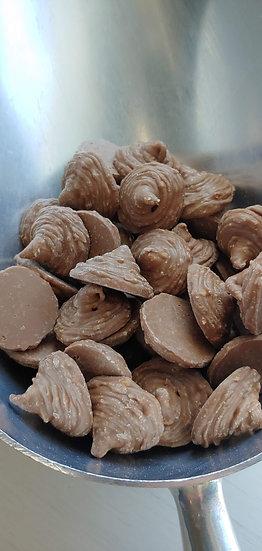Milk Chocolate Macaroons - 100 gr