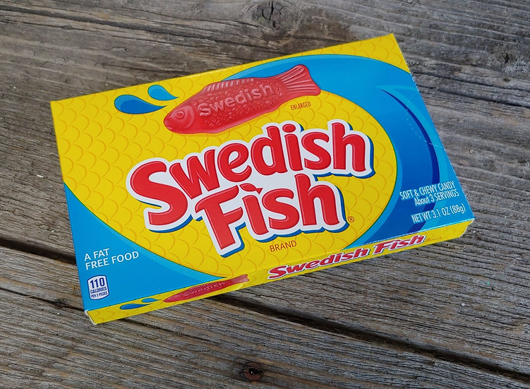Swedish Fish - Theatre Box