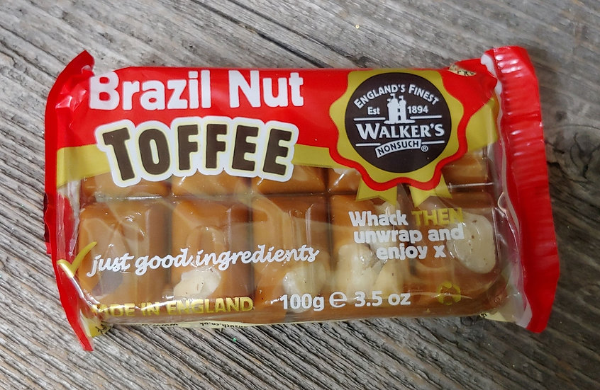 Brazilnut Toffee