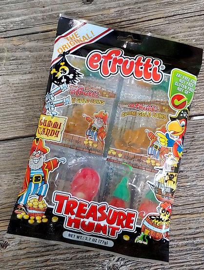 E-Frutti Gummi Set- Treasure Hunt