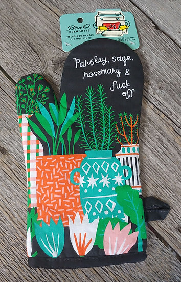 Parsley, Sage, Rosemary... -Oven Mitt