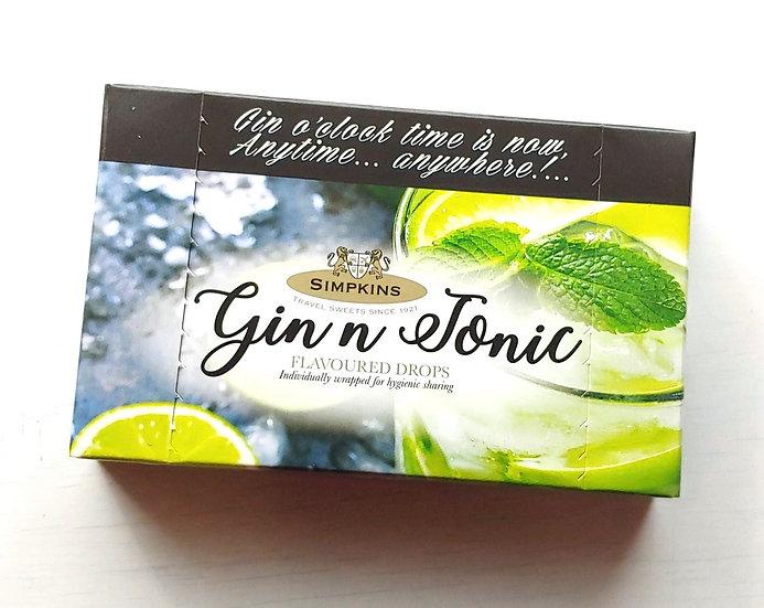 Gin n'Tonic Drops