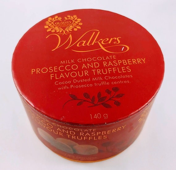 Prosecco & Raspberry Truffles