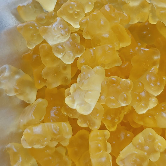 Gin 'n' Tonic Gummy Bears - 100 gr