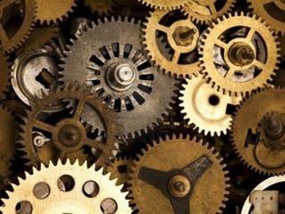 The tiny little gears war