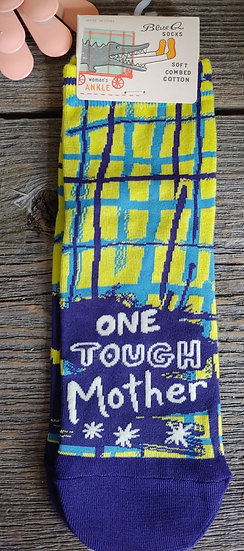One Tough Mother - Ladies Ankle Socks
