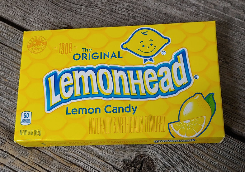 Original Lemonheads- Theatre Box