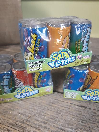 Soda Blasters