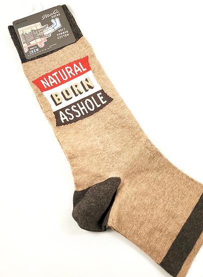 Natural born socks