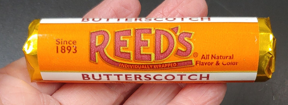 Reed's Butterscotch- Hard Candy