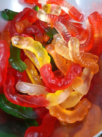 Gummy Worms - 100 gr