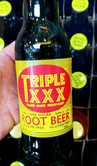 Triple XXX- Rootbeer