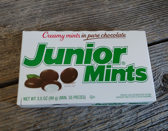 Junior Mints - Theatre Box