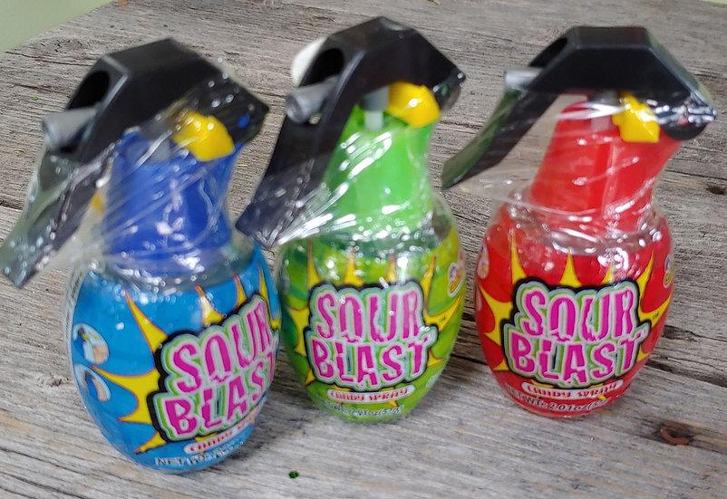 Sour Blast- Candy Spray
