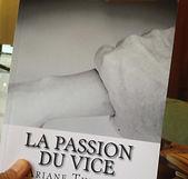 La Passion du Vice Couverture