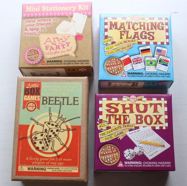 Novelty & Games