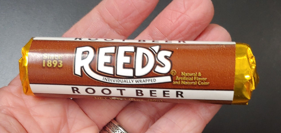 Reed's Rootbeer Hard Candy