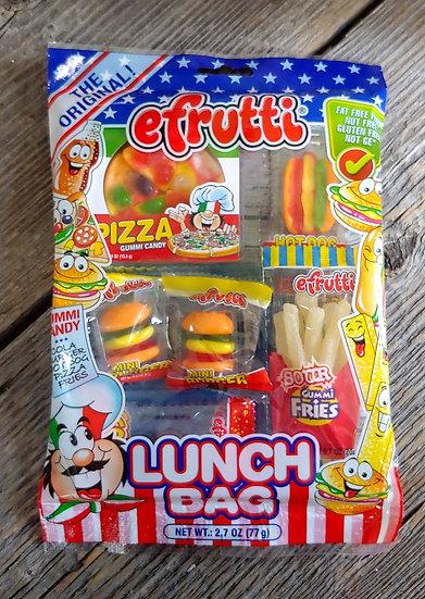 E-Frutti Gummi Lunch Bag