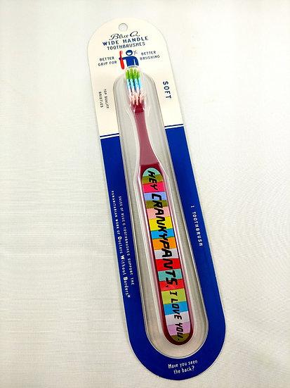 Cranky Pants Toothbrush