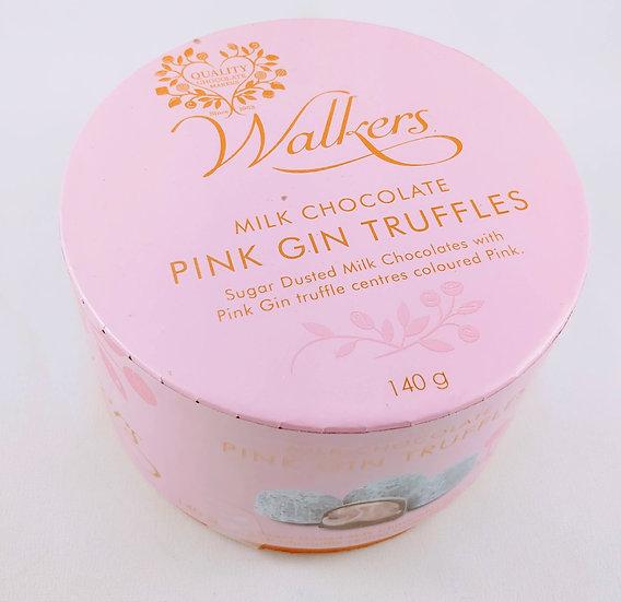 Pink Gin Truffles