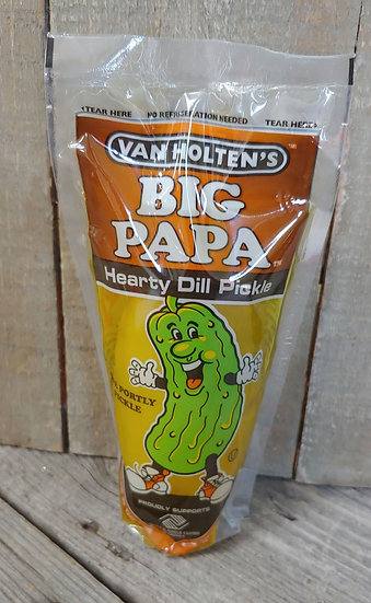 Big Papa Hearty Dill Pickle